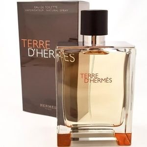 Brand New Terre D'Hermès 3.3oz Never Opened
